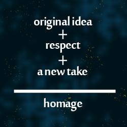 homage