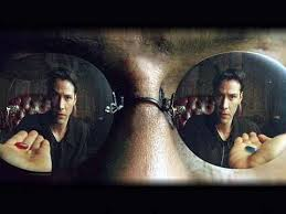 'Take the red pill...'