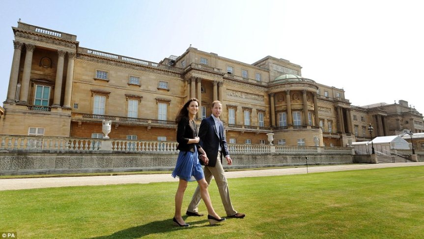 Royal Watchers and the UK