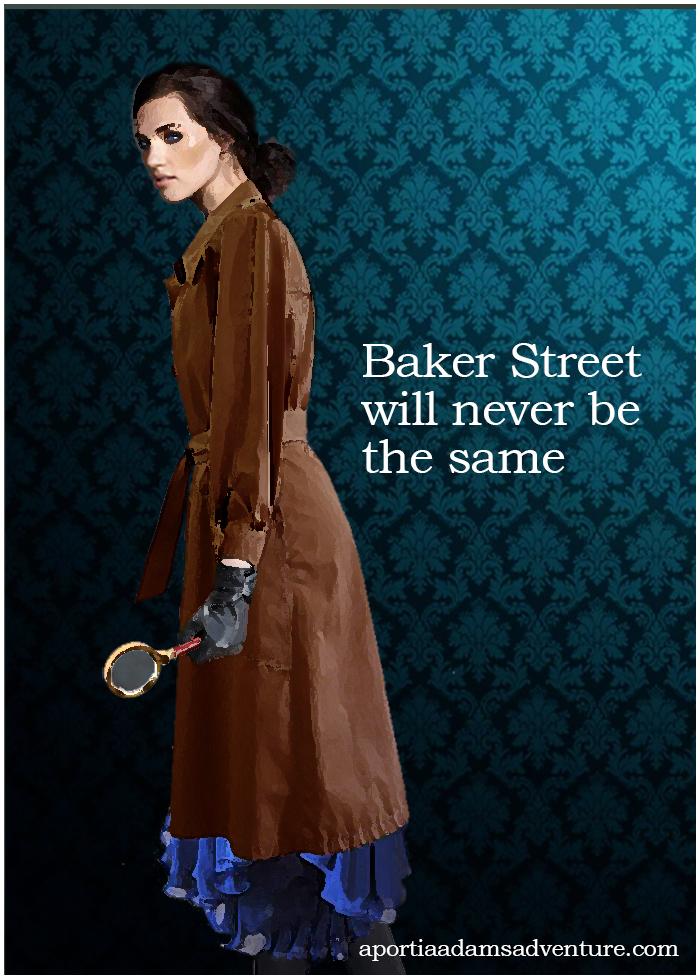 Fan fiction for Portia Adams