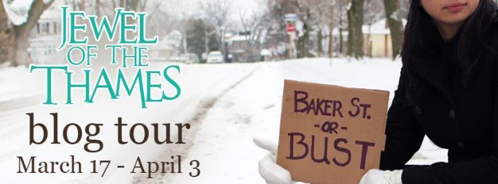Baker St. or Bust Blog Tour