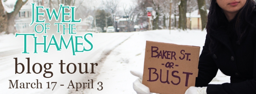 Baker St. or Bust Blog Tour