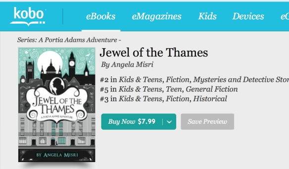 We're having a great day on Kobo thanks to the sale! Use Promo Code: stockup30