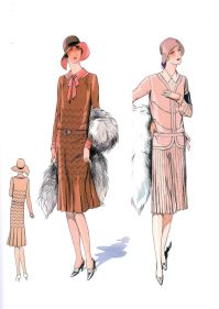 Fashion Design 1800-1940. The Pepin Press, Amsterdam. 2001. p. 355.
