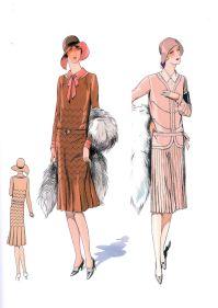 Fashion Design 1800-1940. The Pepin Press, Amsterdam. 2001. p. 355.