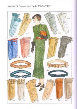 John Peacock. Fashion Accessories.Thames and Hudson, Ltd. 2000. p. 64