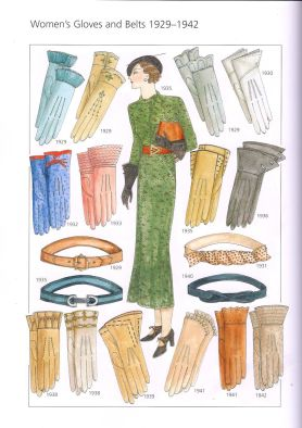 John Peacock. Fashion Accessories.Thames and Hudson, Ltd. 2000. p. 64