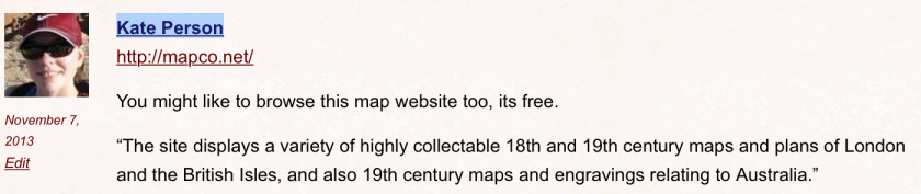 Kate Person has some ideas about historical maps