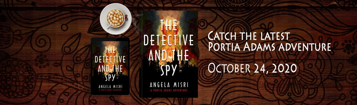Angela Misri's author page
